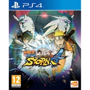 Naruto Shippuden Ultimate Ninja Storm 4 PS4 Game