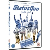 Status Quo Hello Quo Access All Areas Collector's Edition DVD
