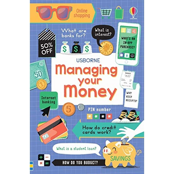 Managing Your Money  Paperback / softback 2019