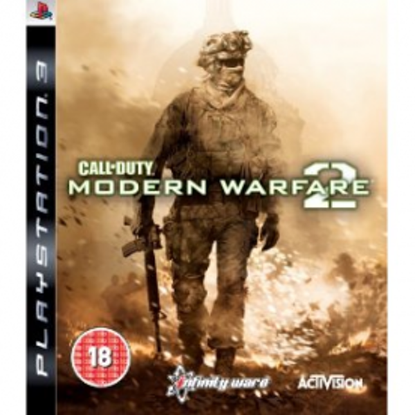 Call Of Duty 6 Modern Warfare 2 Game PS3