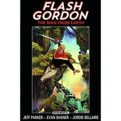 Flash Gordon Omnibus Volume 1 Man From Earth