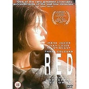 Three Colours Red (DVD, 2001)