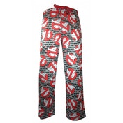 Ghostbusters 'Who ya Gonna Call' Loungepants Large One Colour