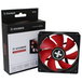Xilence Performance C 92mm 1800RPM PWM Red Fan - Image 2