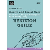 BTEC First in Health and Social Care Revision Guide by Pearson Education Limited (Paperback, 2014)