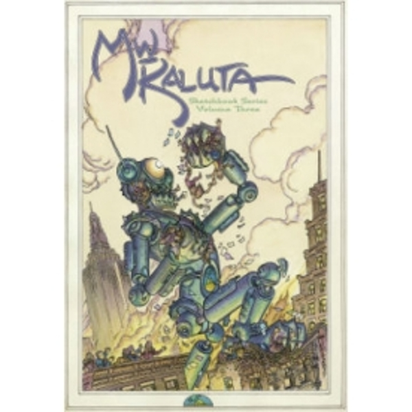 Michael WM. Kaluta Sketchbook Series Volume 3