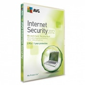 AVG Internet Security 2012 2 PC 1 Year License PC