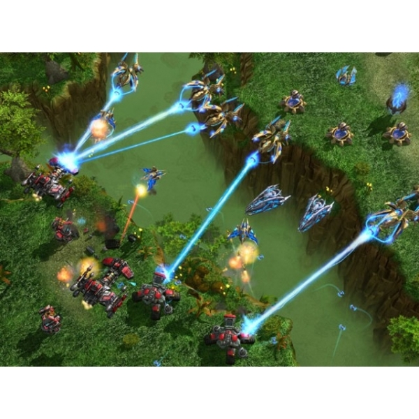 StarCraft II 2 Wings Of Liberty Game PC & MAC - Image 3