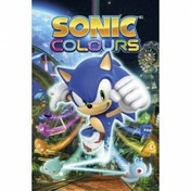 Sonic The Hedgehog Colours Maxi Poster