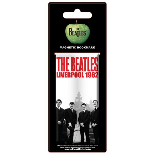The Beatles - In Liverpool Magnetic Bookmark