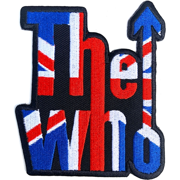 The Who - Union Jack Standard Patch