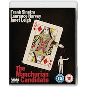 The Manchurian Candidate Dual Format Blu-ray   DVD