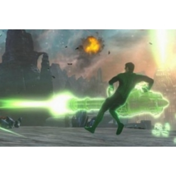 Green Lantern Rise of the Manhunters Game 3DS - Image 2