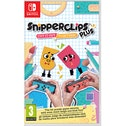 Snipper Clips Plus Cut It Out Together! Nintendo Switch Game