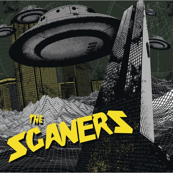 The Scaners ‎- The Scaners II Vinyl