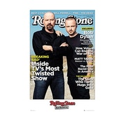 Rolling Stone Breaking Bad Maxi Poster