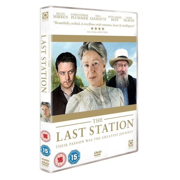 The Last Station (DVD, 2010)