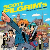 Scott Pilgrim's Precious Little Card Board Game