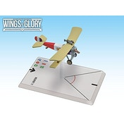 Wings of Glory WWI: Nieuport 11 (De Turenne) Board Game