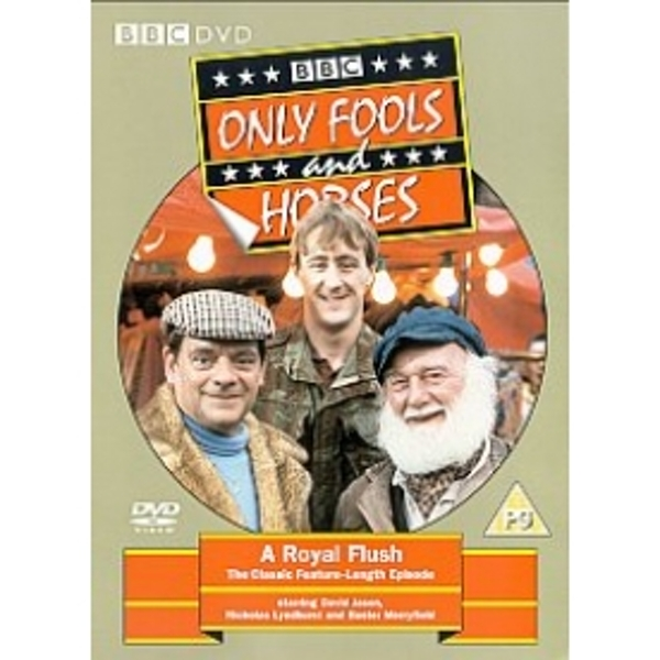 Only Fools And Horses A Royal Flush DVD