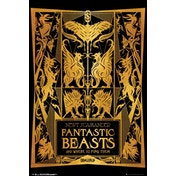 Fantastic Beasts 2 - Book Cover Maxi Poster