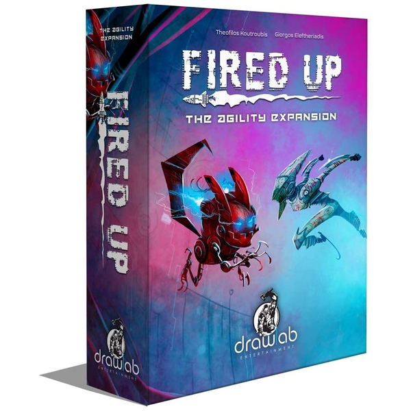 Fired Up - Agility Expansion Board Game