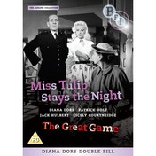 The Adelphi Collection: Miss Tulip Stays the Night / The Great Game DVD