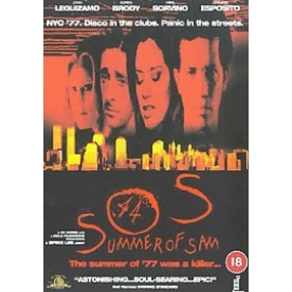 Summer Of Sam DVD