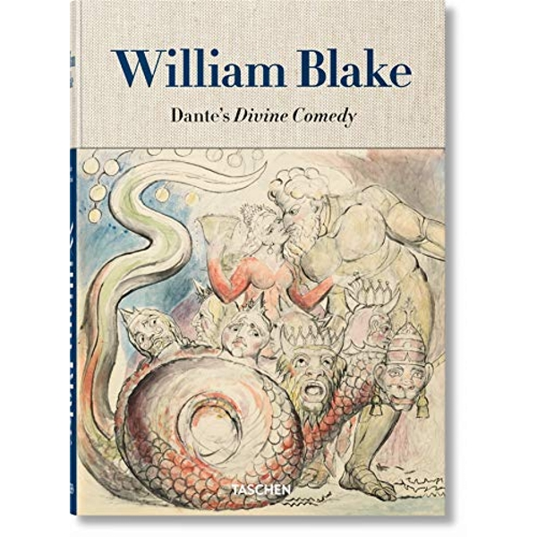 William Blake: Dante's 'Divine Comedy', the Complete Drawings by Sebastian Schutze (Paperback, 2017)