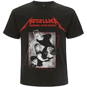 Metallica - Hardwired Band Concrete Men's X-Large T-Shirt - Black