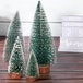 Miniature Christmas Tree Ornaments - Set of 4 | M&W - Image 4