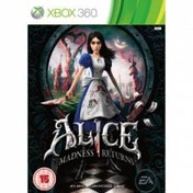Alice Madness Returns Game Xbox 360