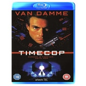 Timecop Blu-ray