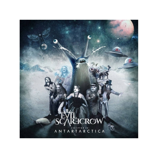 Evil Scarecrow - Chapter IV: Antarctica CD