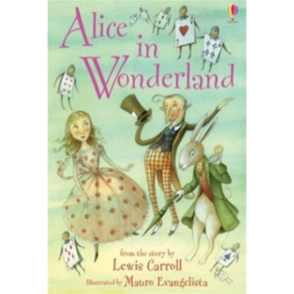 Alice in Wonderland: Gift Edition (Usborne Young Reading) (3.2 Young Reading Series Two (Blue)) Hardcover