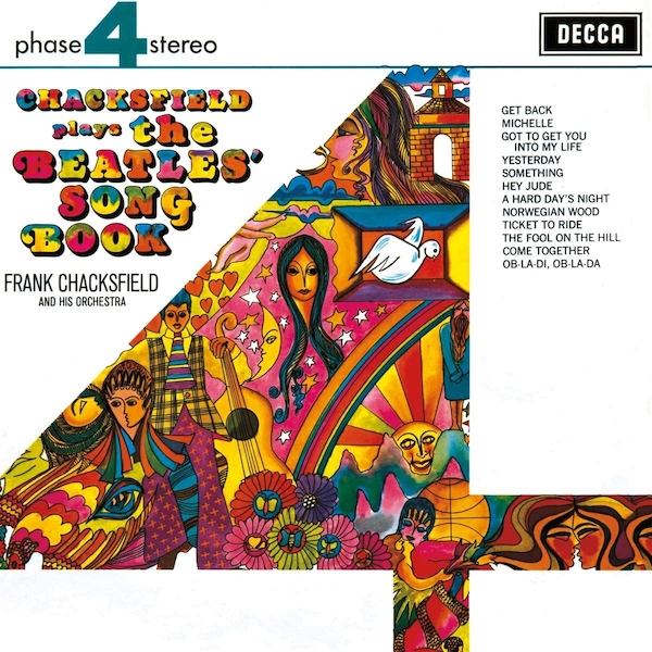 Frank Chacksfield & His Orchestra – Chacksfield Plays The Beatles' Songbook Vinyl