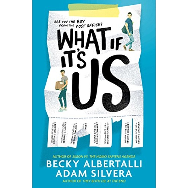 What If It's Us  Paperback / softback 2018