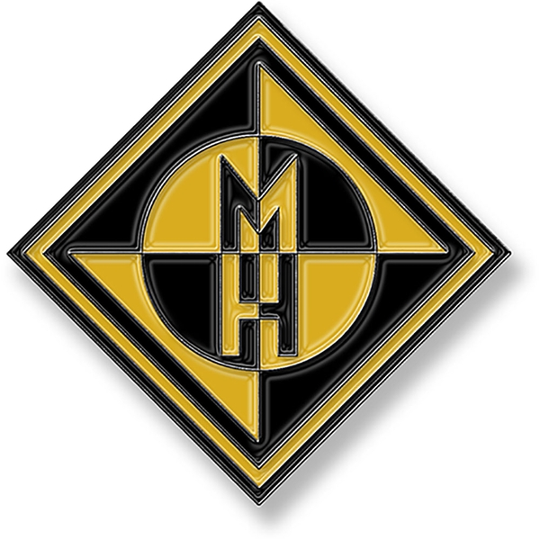 Machine Head - Diamond Logo Pin Badge