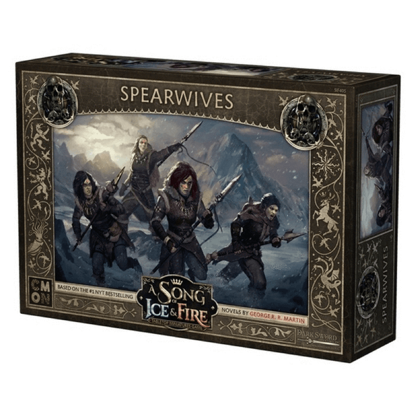 A Song Of Ice and Fire: Spearwives Expansion