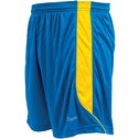 Precision Real Shorts 42-44 inch Royal/Yellow