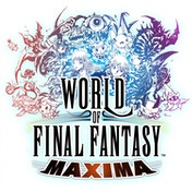 World of Final Fantasy Maxima Nintendo Switch Game