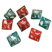 Immortal Souls: Sword & Sorcery - Custom Dice Pack