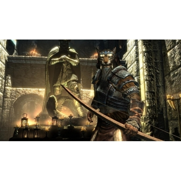 The Elder Scrolls V 5 Skyrim Legendary Edition Game Xbox 360 - Image 2