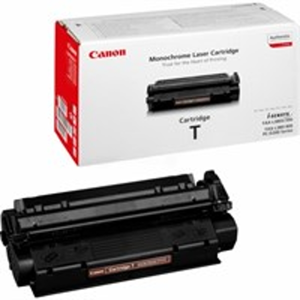 Canon 7833A002 (CARTRIDGE T) Toner black, 3.5K pages @ 5% coverage