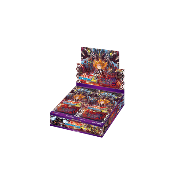 Future Card Buddyfight TCG: Ace Vol.2 - Violence Vanity Climax Booster Box (30 Packs)