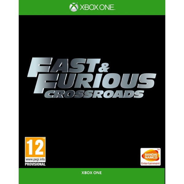 Image of Fast & Furious Crossroads Xbox One Game
