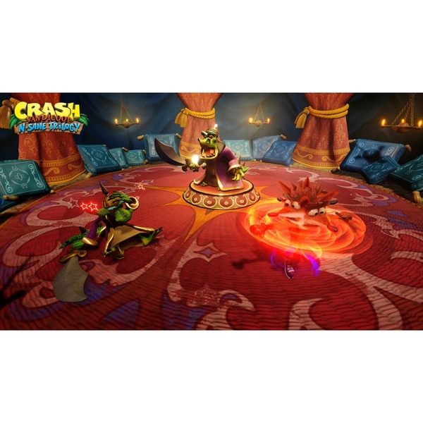 Crash Bandicoot N. Sane Trilogy PS4 Game - Image 3