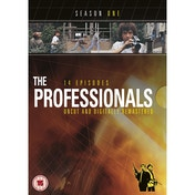 The Professionals: Season One DVD