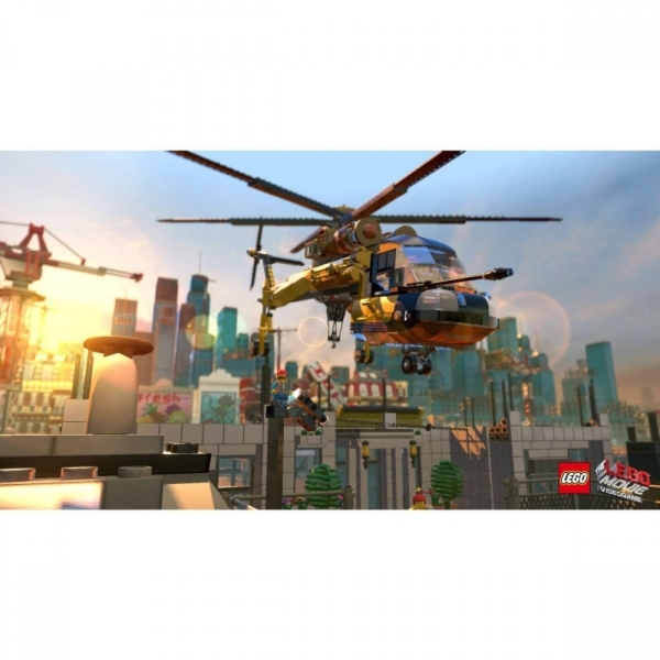 (Pre-Owned) The LEGO Movie The Videogame Game PS3 - Image 4