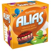 Snack Play Alias: Yummy Edition Board Game